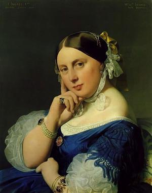 Delphine Ramel, Madame Ingres 1859