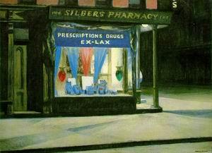 Drug Store 1927