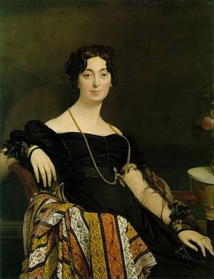Francoise Poncelle, Madame Leblanc 1823