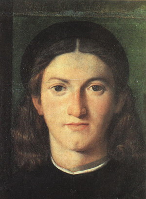 Head of a Young Man c. 1505