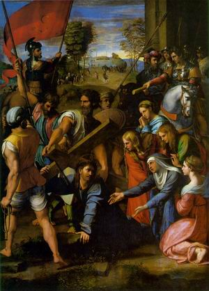 Lo Spasimo di Sicilia c.1516