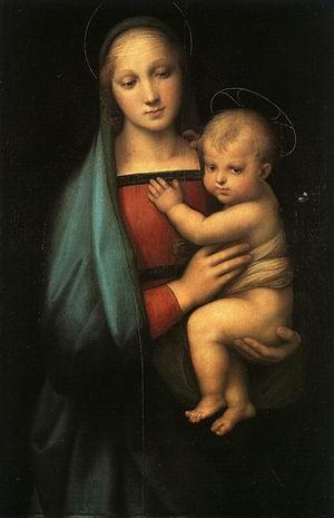 Madonna & Child (Madonna del Granduca), 1505