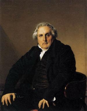 Monsieur Bertin 1832