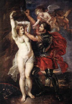 Perseus Liberating Andromeda