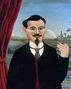 Portrait of Leon-Paul Fargue 1896