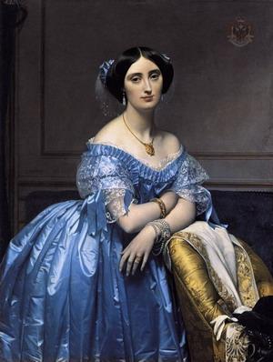 Princess de Broglie 1851-53