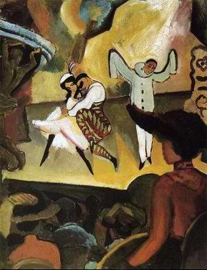 Russian Ballet I 1912