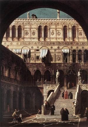 Scala dei Giganti 1765
