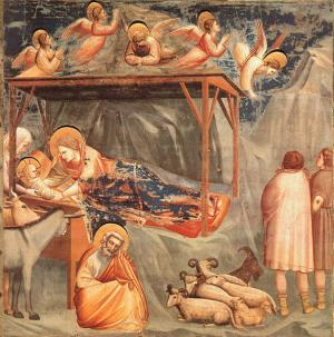 Scenes from the Life of Christ Nativity