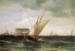 Shipping in New York Harbor