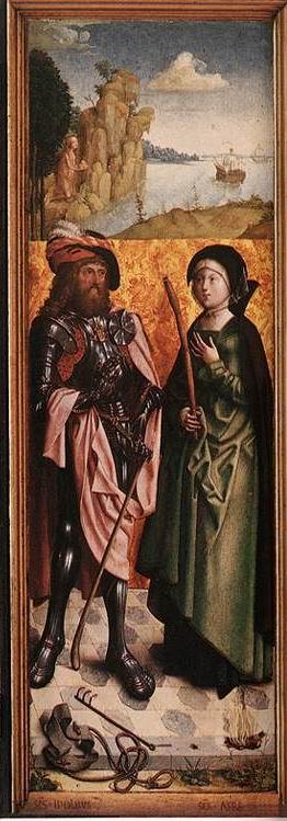 St Thomas Altarpiece (right) 1501