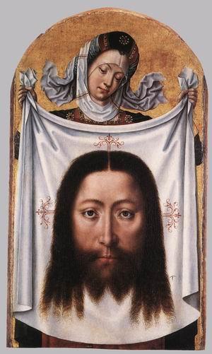 St Veronica with the Sudarium 1480-1500