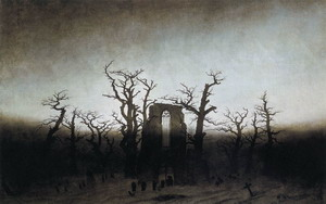 The Abbey in the Oakwood 1809-10