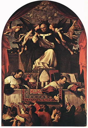 The Alms of St Anthony 1542