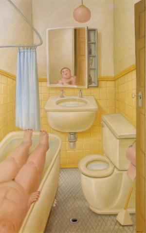 The Bathroom 1993