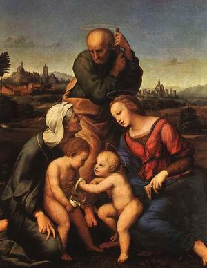 The Canigiani Holy Family, 1507