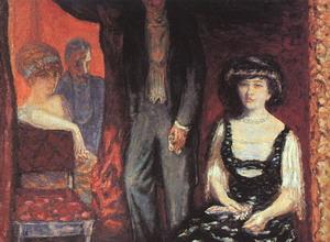 The Loge, 1908