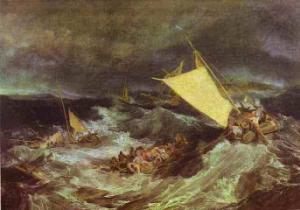 The Shipwreck. 1805