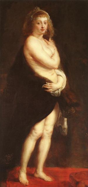 Venus in Fur-Coat