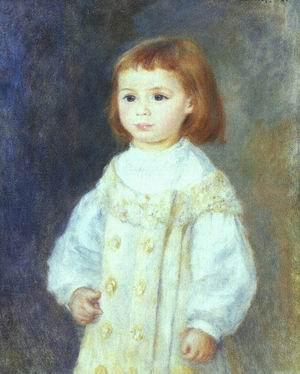 Child in White 1883