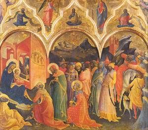 Adoration of the Magi 1421-22
