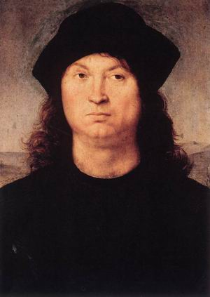 Portrait of a Man c. 1502