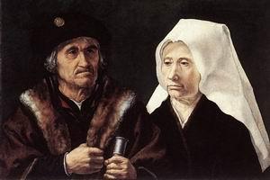 An Elderly Couple 1510-28