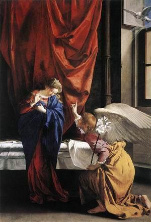 Annunciation c. 1623