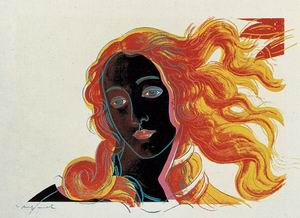 Birth of Venus Black