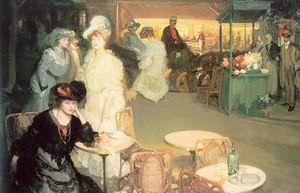 Cafe de Nuit 1906