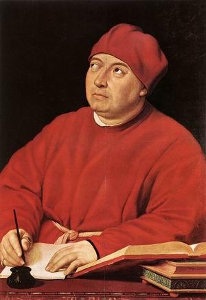 Cardinal Tommaso Inghirami 1515-16