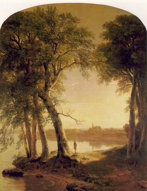 Early Morning at Cold Spring 1850
