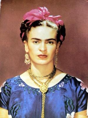 Frida in Coyoacan ,1927