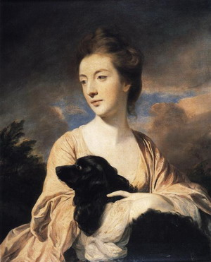 Lady Charles Spencer. 1766