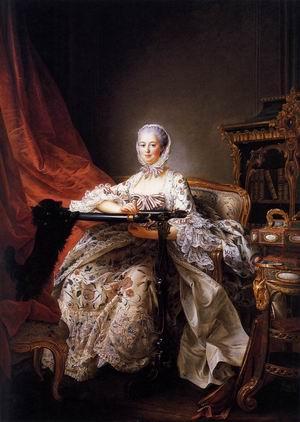 Madame de Pompadour 1763-64