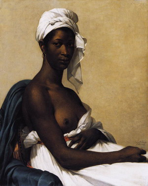 Portrait of a Negress 1800