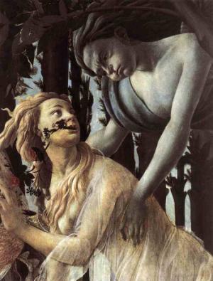 Primavera (detail) 1482