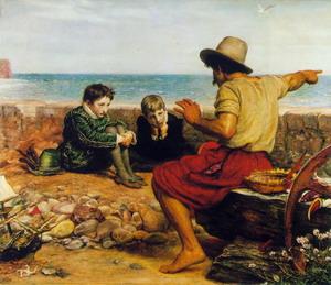 The Boyhood of Raleigh 1869-70