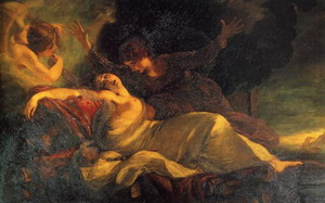 The Death of Dido. 1781