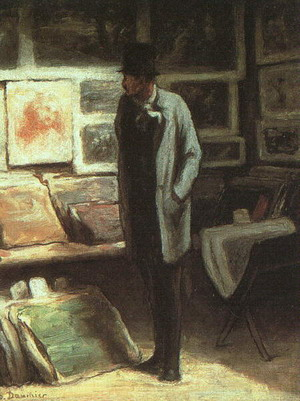 The Print Collector, 1857-63