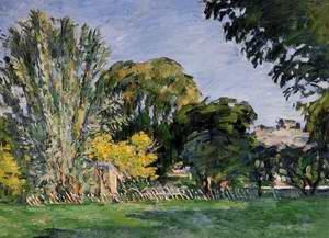 The Trees Of Jas De Bouffan
