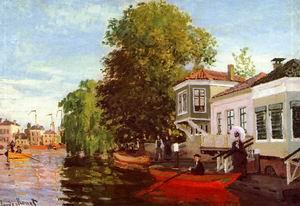 The Zaan at Zaandam2 1871