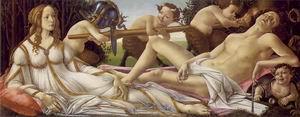 Venus and Mars c. 1485