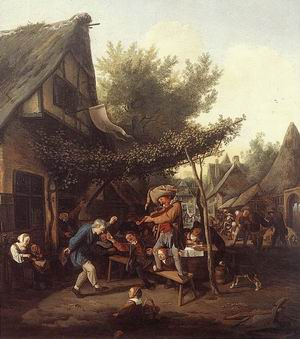 Village Feast 1684
