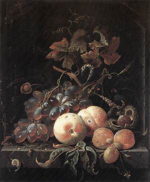 Still-Life with Fruits 1660s