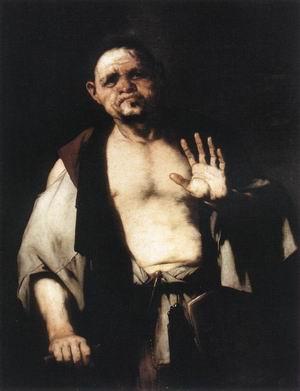 The Philosopher Cratetes c. 1650