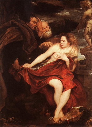 Susanna and the Elders 1621-22