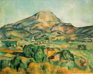 Mont Sainte- Victoire 1885-1895