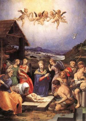 Adoration of the Shepherds 1535-40