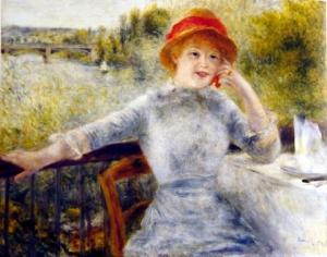 Alphonsine Fournaise, 1879